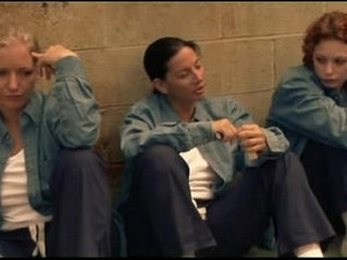 River rock womens prison -s1- adrianna nicole and claire adams 1