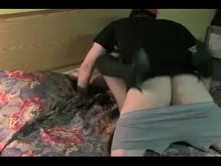Hotel stranger fucked hard and fast